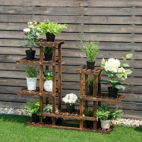 house plant stand