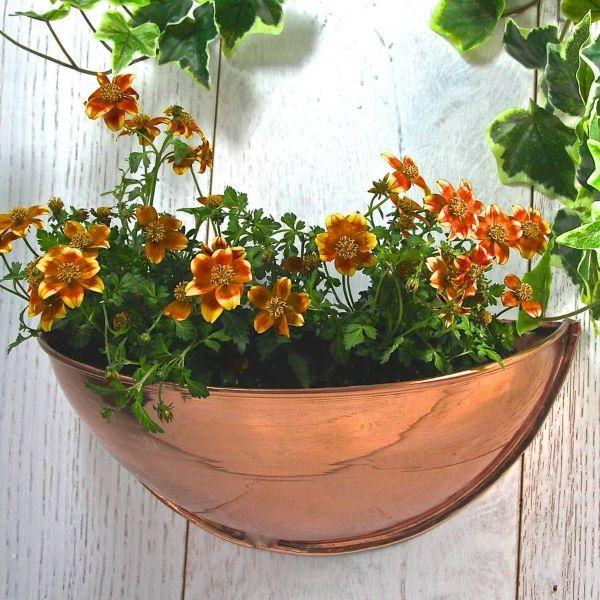 plant stand copper