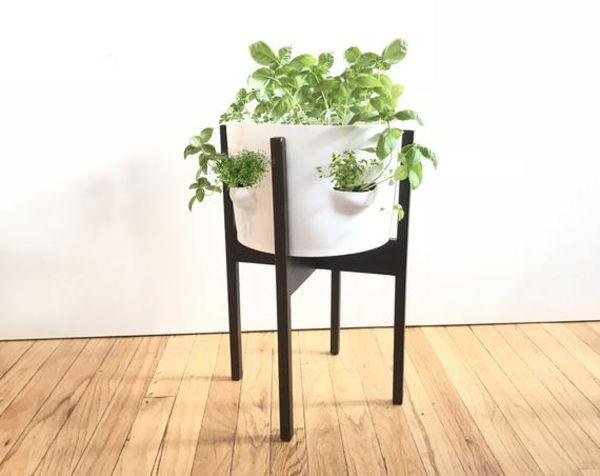 Plant Stand Mid Century