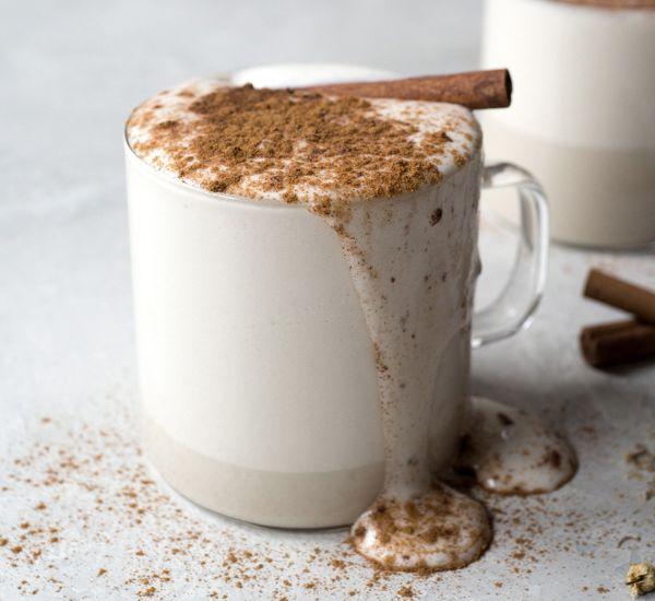 Chamomile Cinnamon Latte
