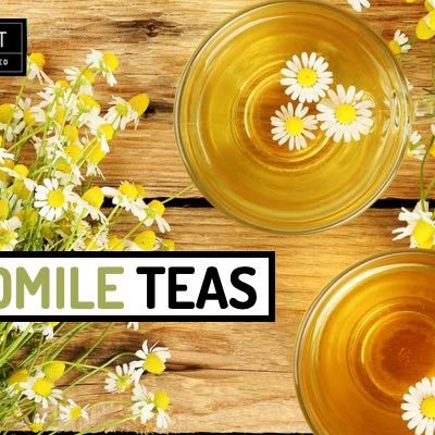 Chamomile Tea Health Benefits & Sleep Recipes