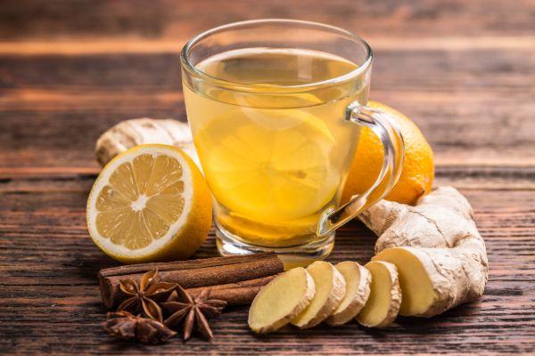 Ginger Tea Time