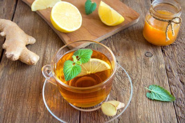 Lemon Tea Drink