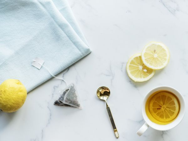 Plain Lemon Tea