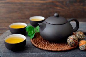 tea pot sets benefits
