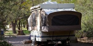 Small Trailer Tents