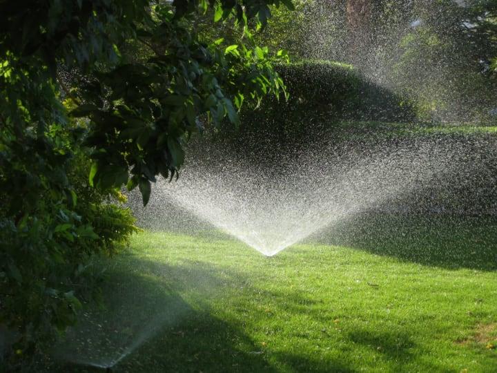 garden landscape irrigation system