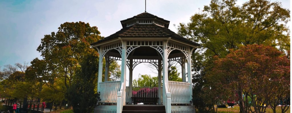 beautiful gazebo design
