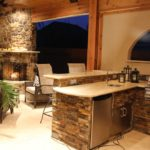 best outdoor kitchen