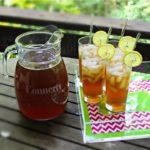 lemon tea side effects