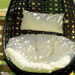 plastic rattan chair