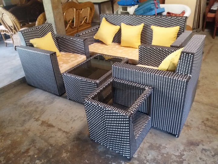 selecting rattan garden furniture