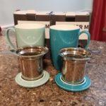 tea strainer infusers