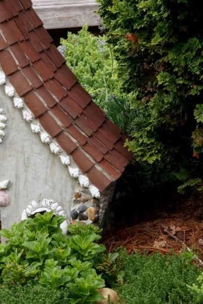cute little fairy house for your garden