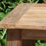 teakwood garden furniture