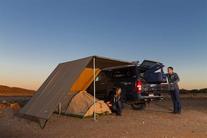 trailer tents for camping