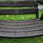 waterproof metal garden furniture