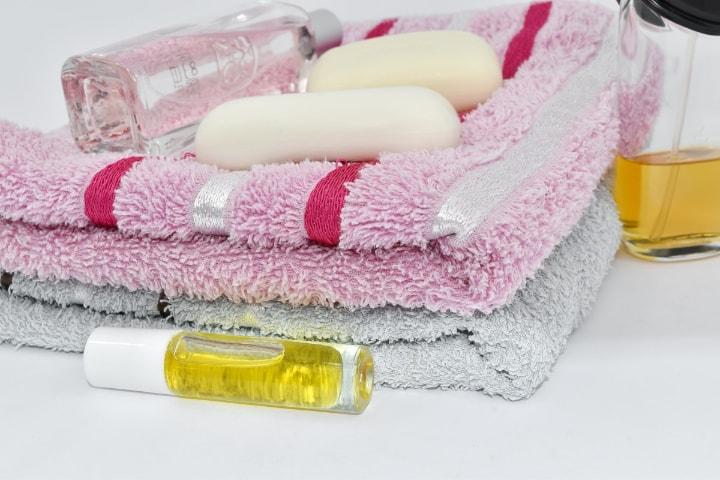 bergamot oil on bath