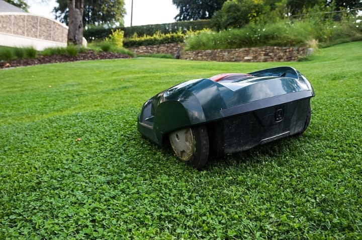 consider lawn size when selecting a lawn mower