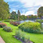 leyden botanic garden