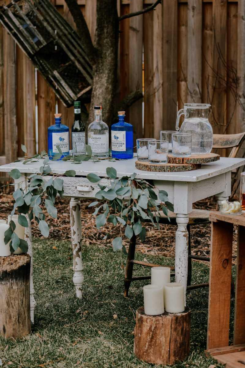 vintage decor garden