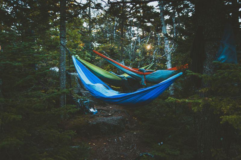 hammock secret garden