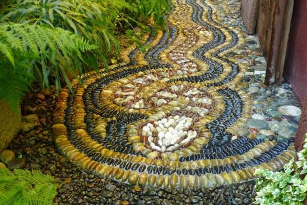choosing the right rocks for your garden designs