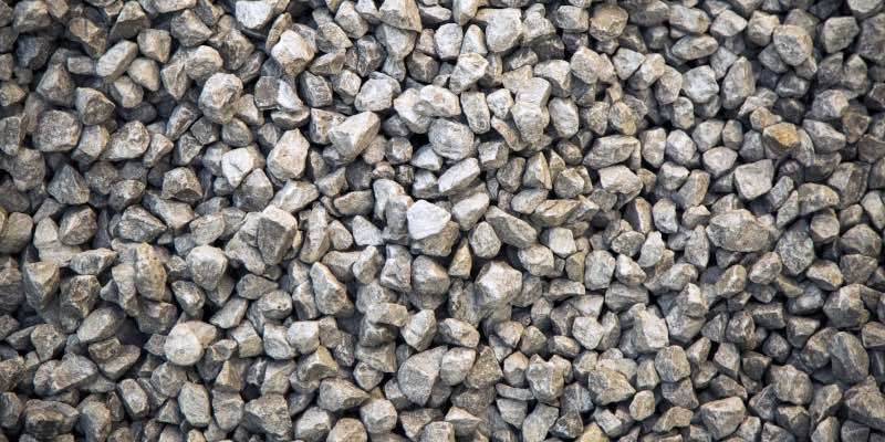 crushed granite landscaping rock ideas
