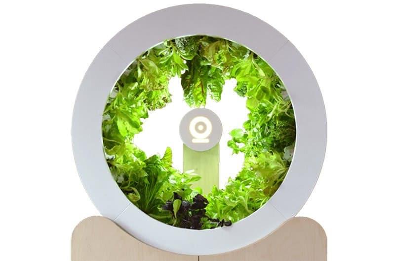 hydroponics rotary system