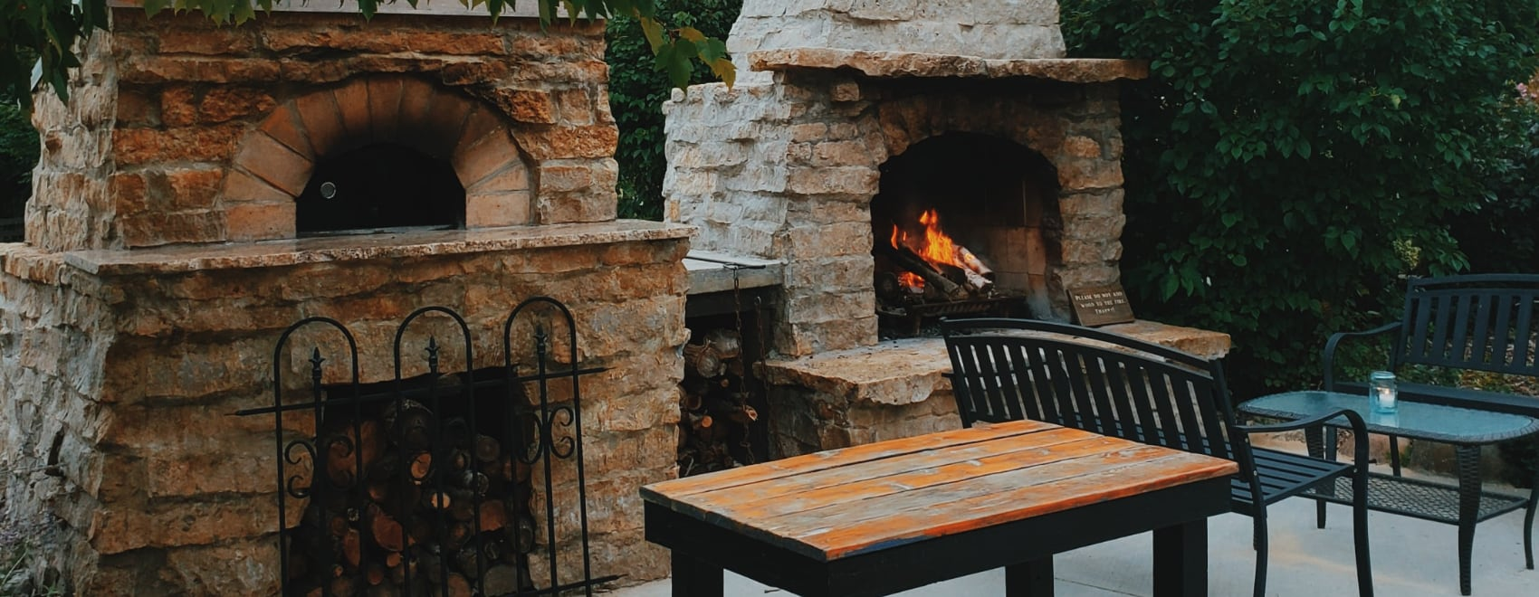 Image of: 31 Great Outdoor Fireplace Ideas And Kits Diy Guide 2021