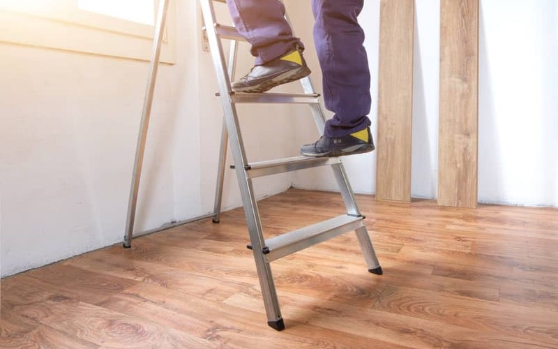 step ladder reviews best for home