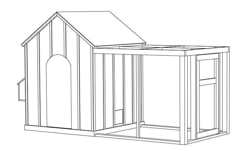 chicken coop ideas 1