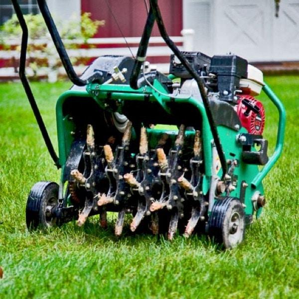 lawn aerators guides