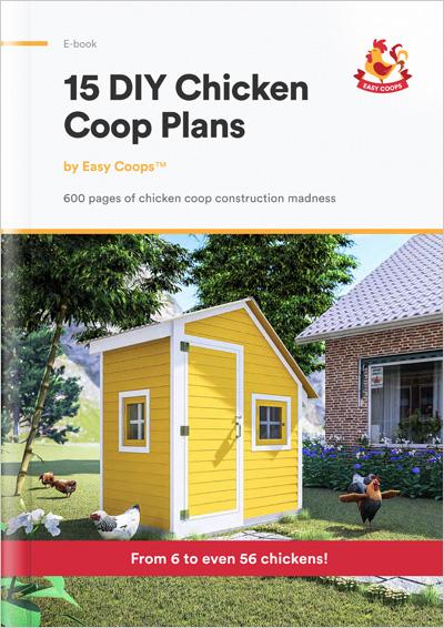 chicken coops ebook