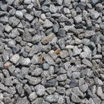 crushed gravels