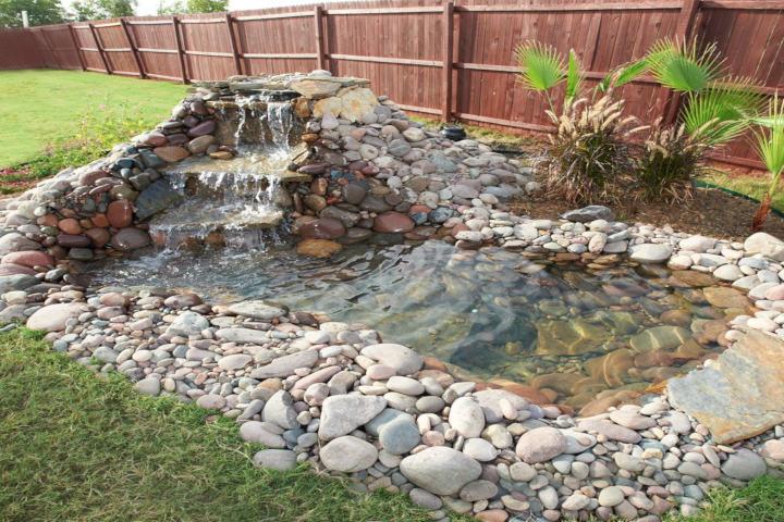 garden rocks decorative