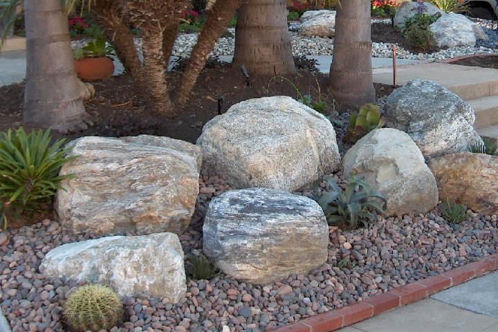 garden rocks large