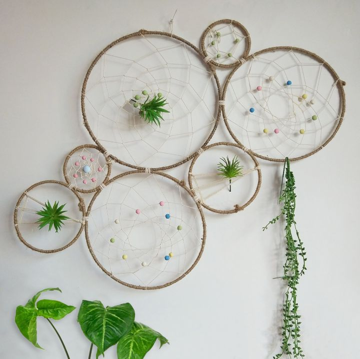 plant wall tapestry