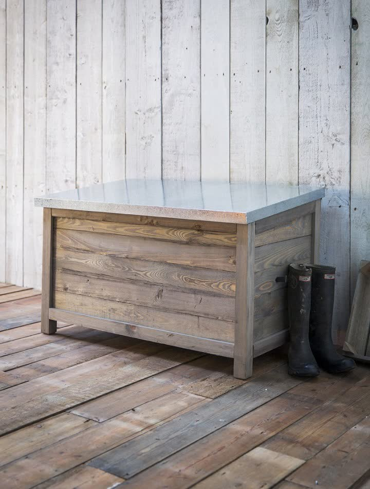 garden storage solution