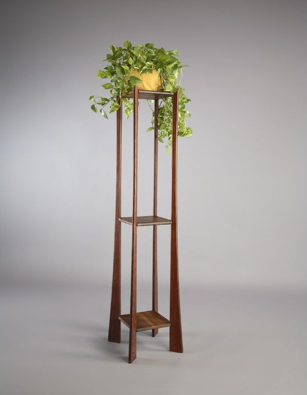 narrow plant stand