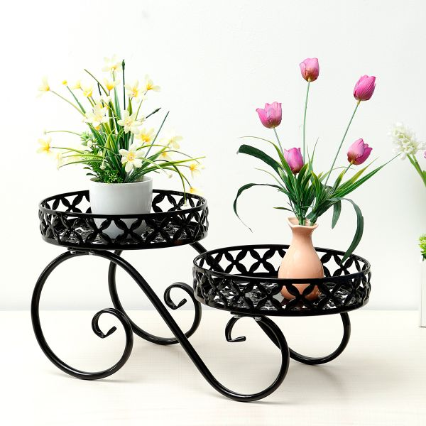 plant stand low