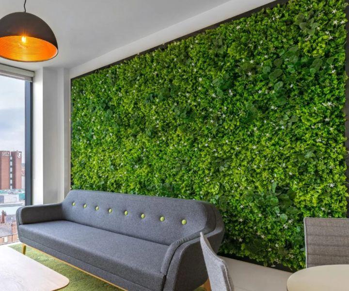 plant wall ikea
