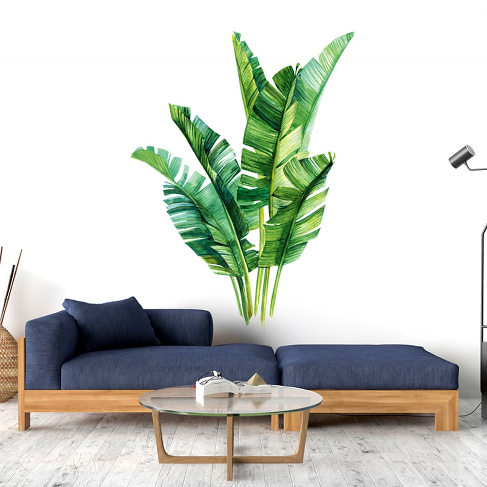 plant wall stickers