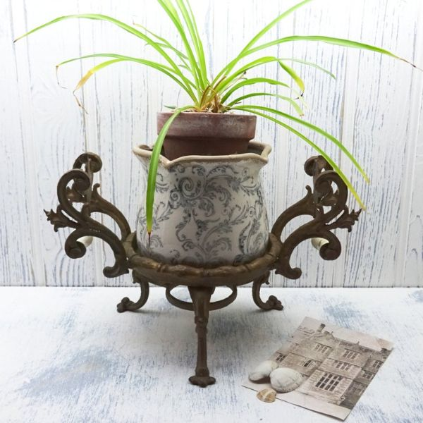 victorian plant stand