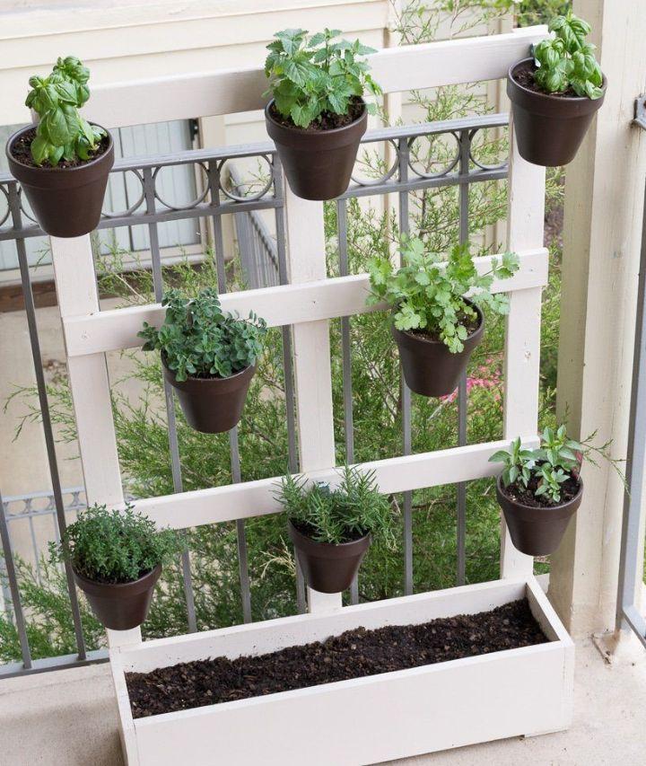 balcony garden diy