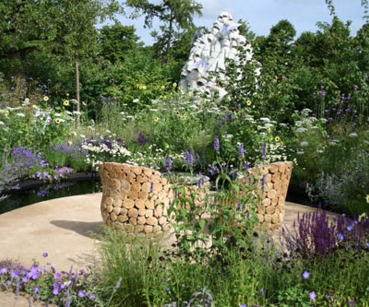 bee garden design