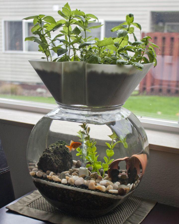 gardening water filter