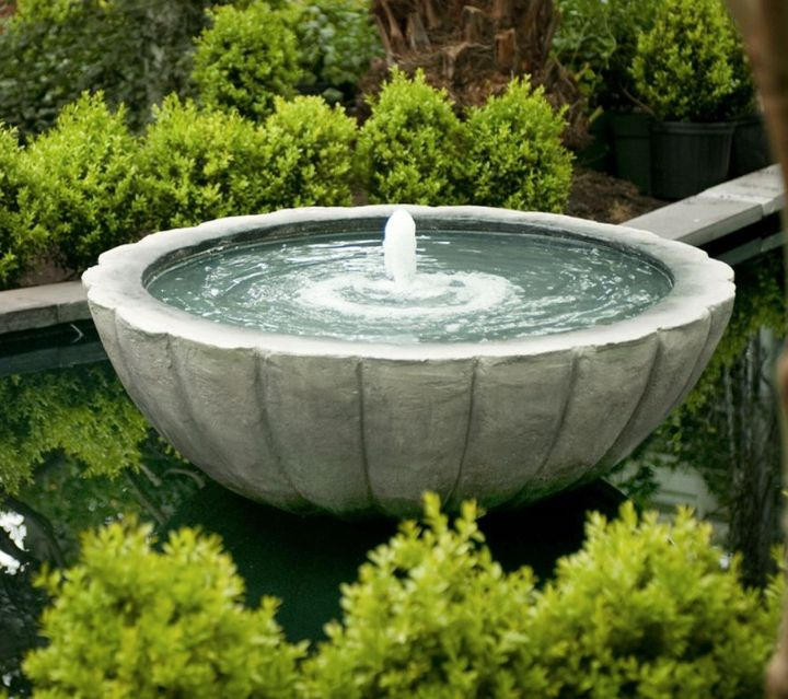 gardening with water troughs
