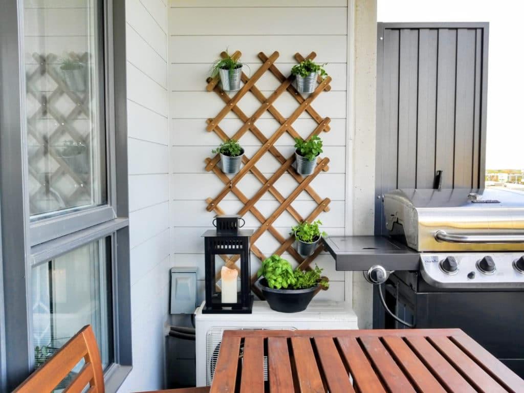 herb gardening ideas
