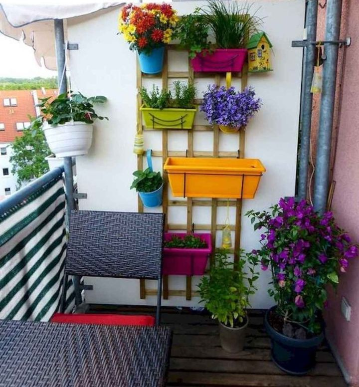 ideas for balcony garden